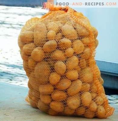 Kako shraniti krompir