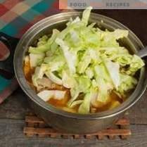 Zuppa di montone deliziosa