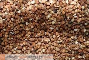 Cómo almacenar trigo sarraceno