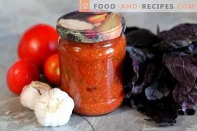 Сос од домати за зима