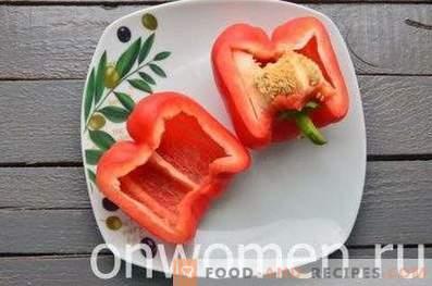Kako zamrzniti papriko za zimo