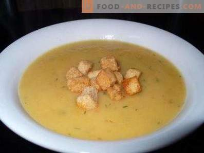 Krompirjeva juha s krompirjem